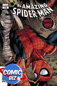 AMAZING SPIDER-MAN #72 (2021) 1ST PRINTING MAIN COVER MARVEL COMICS