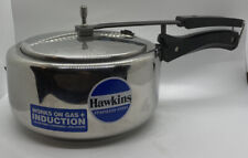 Cooker Stainless Steel Hawkins Pressure Cooker (Induction Compatible) 3 Liter