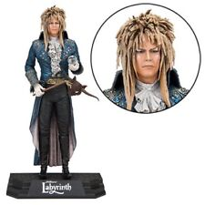 McFarlane Toys NEW * Jareth * Labyrinth Movie Goblin King David Bowie Figure