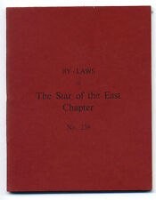 Collectable Rose Croix Masonic Books & Publications