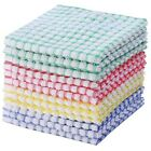 Dishcloths for Kitchen - 10 Pack of Eco-Friendly Dish Towels and Dish Cloth Q1T9