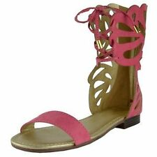 Women's Synthetic Zip Sandals and Flip Flops