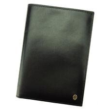Auth Cartier Passport Case Pasha unisexused T3015