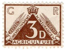 (I.B) George V Revenue : Agricultural Unemployment Insurance 3d