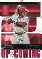 2020 CONTENDERS UP & COMING RC MALCOM NUNEZ ST .LOUIS CARDINALS ROOKIE - B5470