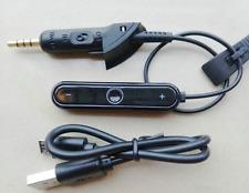 Récepteur Adaptateur Bluetooth Sans Fil Convertisseur Câble pour Bose QC2/QC15 Casque DH