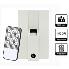 DC12V~24V Metal Biometric Fingerprint Standalone Door Access Control & Reader US