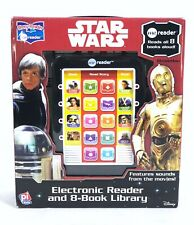 Star Wars Me Reader Electronic Reader and 8-Book Library New Story Reader 18m+