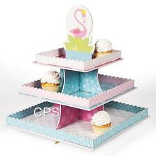 Flamingo Cupcake Stand...Treat Stand...Lolly Stand