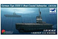 BRONCO CB35104 1/35 German Type XXIII U-Boat Coastal Submarine