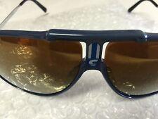 VINTAGE CARRERA Sunglasses BLUE Austria 5590 EXTREME C100 Have Scratches On Lens