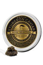 125gr. deut. Ossietra Imperial Kaviar, Caviar - 916,00€/kg