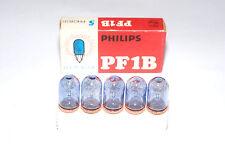 Philips PF1B Blitzbirnen für Batteriezündung / flash bulbs / 5 Stück (NEU/OVP)