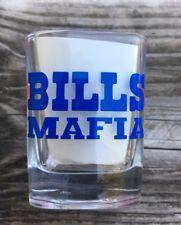 BILLS MAFIA BUFFALO BILLS FOOTBALL COLLECTIBLE SHOT GLASS