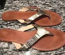 2c565fbe945b Coach Gold Sandals for Women for sale