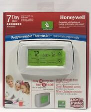 Honeywell 7-Day Programmable Touchscreen Thermostat Heating and Cooling HVAC