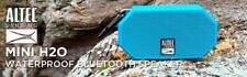 Altec Lansing IMW257 Mini H20 2 Bluetooth Wireless Speaker Waterproof Blue NEW