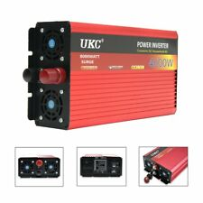 4000W/8000W Surge Power Modified Sine Wave Power Inverter DC 12V-AC 220V Caravan