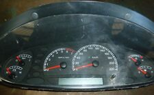 Ford Fairmont AU 6cyl Instrument Cluster