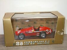 Ferrari 500 F.2 1951-53 - Brumm R35 Italy 1:43 in Box *33714