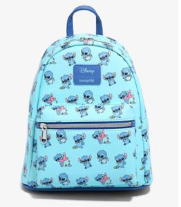Loungefly Disney Lilo And Stitch baby Lilo Mini Backpack NWT