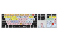 Pro Tools Keyboard Cover for MacBook/Air 13/Pro (2008+)/Retina & Wireless