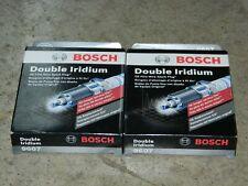 (8) BOSCH 9607 DOUBLE IRIDIUM SPARK PLUGS FOR INTEGRA LEGEND BERETTA AVEO AVEO5