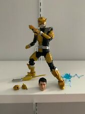 Hasbro Power Rangers Lightning Collection Beast Morphers Gold Ranger Nate