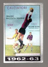 figurina CALCIATORI PANINI 1985/86 Numero 299 COPERTINA ALBUM 1962-63