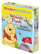 Disney Kinderkochbox - Winnie Puuh: Backen kinderleicht - Box mit 50 Rez ... /2