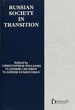 Russian Society in Transition, New Books