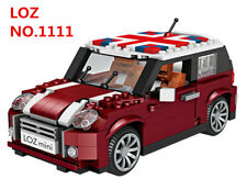 1111 MINI  Blocks DIY Kids Building Toys Puzzle 1:24 LOZ MINI Car Model