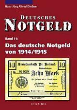 Das Deutsches Notgeld von 1814/15 Geldscheine Katalog Bewertung Geld Buch