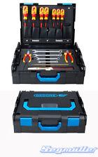 GEDORE Werkzeugsortiment 16tlg. mit L-BOXX Gr. 2 / Sortimo
