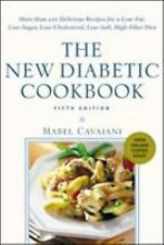 NEW The New Diabetic Cookbook, Fifth Edition: More Than 200 Delicious Recipes fo