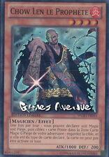 Yu-Gi-Oh ! Carte Chow Len le Prophète  WGRT-FR044 - Super Rare