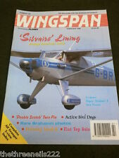 WINGSPAN #132 - ACTIVE BIRD DOGS - FEB 1996
