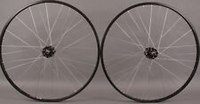 New Sun CR18 Black Track Bike Fixed Gear Singlespeed Wheels Wheelset 36h Black
