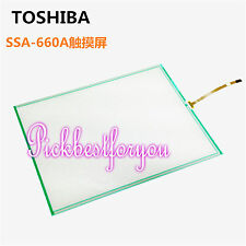 NEW TOSHIBA Xario SSA-660A Touch Screen Glass #H34D YD