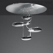 UE- ARTEMIDE Mercury mini Halo soffitto INOX - Ross Lovegrove 2011 - 1478010A