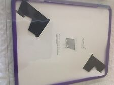 INCASE PROTECTIVE COVER WITH STAND  FOR IPAD PURPLE 9 1/2 X 7 1/2 NWT
