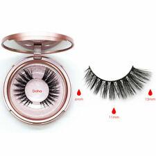 Magnetic Fake Eyelashes False Eye Lashes Liquid Eyeliner Waterproof Eye Liner Us