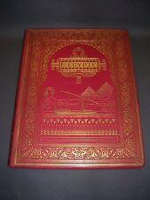 Egyptologie Ebers  L'Egypte Alexandrie et le Caire 1883 cart. editeur gravures