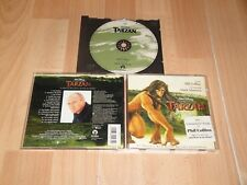 TARZAN AN ORIGINAL WALT DISNEY RECORDS SOUNDTRACK MUSIC CD IN GOOD CONDITION