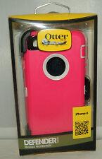 "New!! Otterbox Defender Case & Belt Clip Holster for Apple Iphone 6 6S (4.7"")"