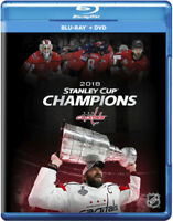 2018 Stanley Cup Champion [New Blu-ray] Widescreen