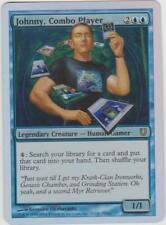 ►Magic-Style◄ MTG - Johnny, Combo Player - Unhinged - FOIL - NM