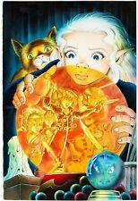 Barry Blair Elflord Painting Original Art (c. 1997-98).