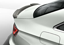 *SALE* Genuine Audi A3 S3 Saloon Carbon Fibre Rear Spoiler RRP £480.59!
