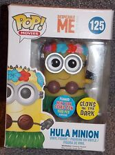 Funko Despicable Me POP Hula Minion New York Comic Con Exclusive New In The Box
